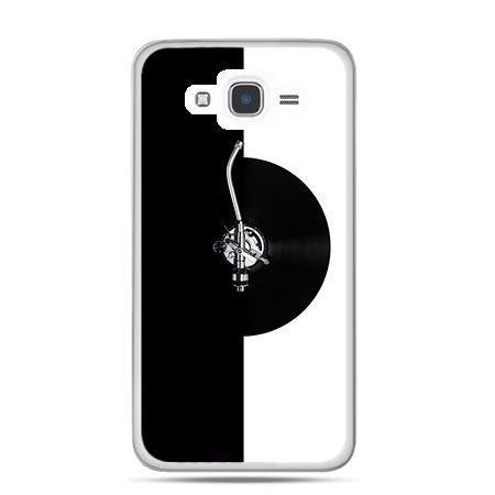 Etui na Galaxy J7 (2016r) gramofon