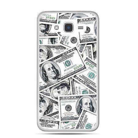 Etui na Galaxy J7 (2016r) dolary banknoty