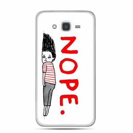 Etui na Galaxy J7 (2016r) Nope