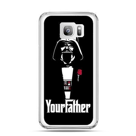 Etui na telefon Galaxy S7 Edge Your Father star wars