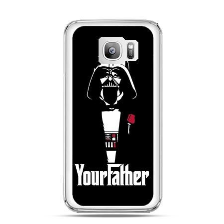 Etui na telefon Galaxy S7 Edge Your Father star wars