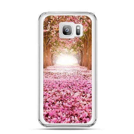 Etui na telefon Galaxy S7 Edge spacer po parku