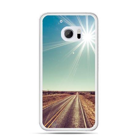 Etui na telefon HTC 10 słoneczna autostrada