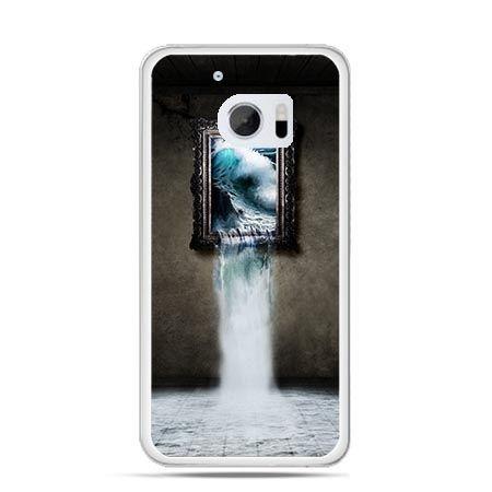 Etui na telefon HTC 10 obraz wodospad