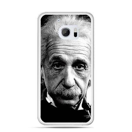 Etui na telefon HTC 10 Albert Einstein