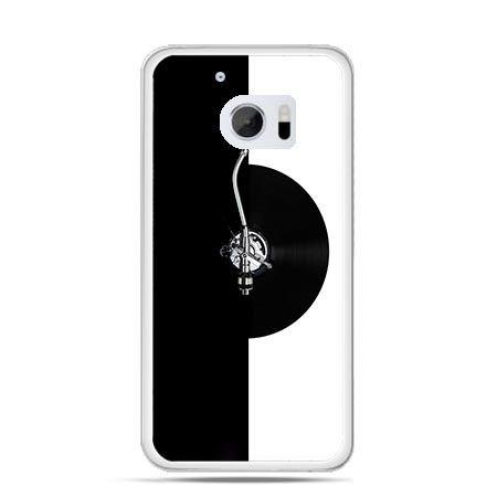 Etui na telefon HTC 10 gramofon