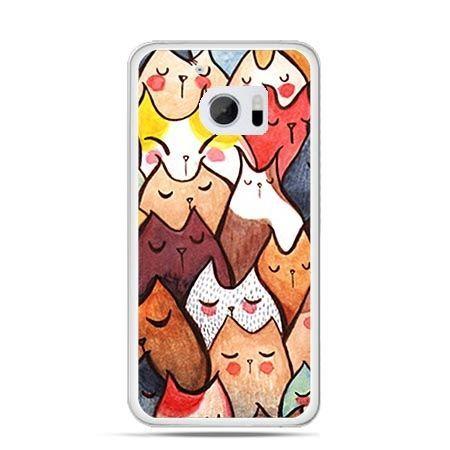 Etui na telefon HTC 10 koty