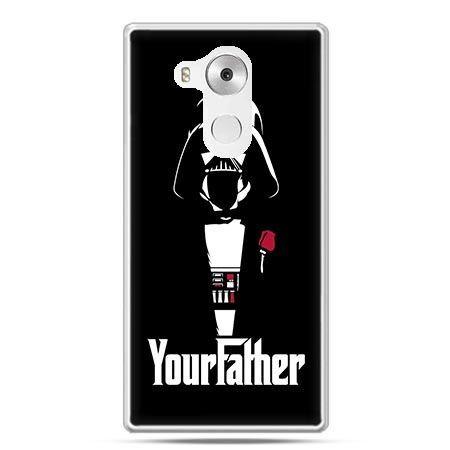 Etui na telefon Huawei Mate 8 Your Father star wars