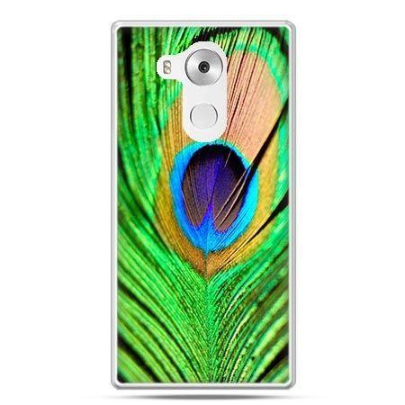 Etui na telefon Huawei Mate 8 pawie oko