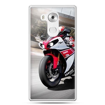 Etui na telefon Huawei Mate 8 motocykl ścigacz
