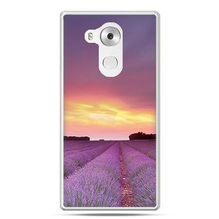 Etui na telefon Huawei Mate 8 wrzosowisko