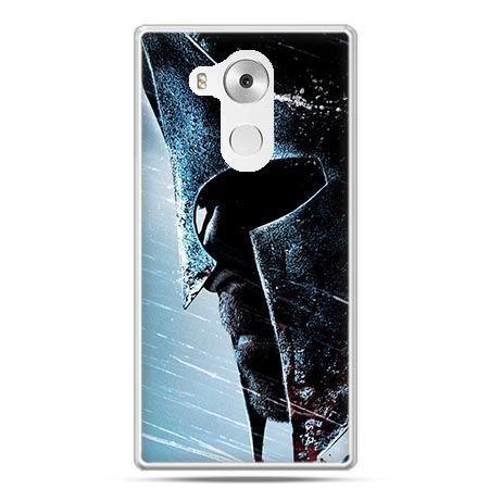 Etui na telefon Huawei Mate 8 hełm Spartan