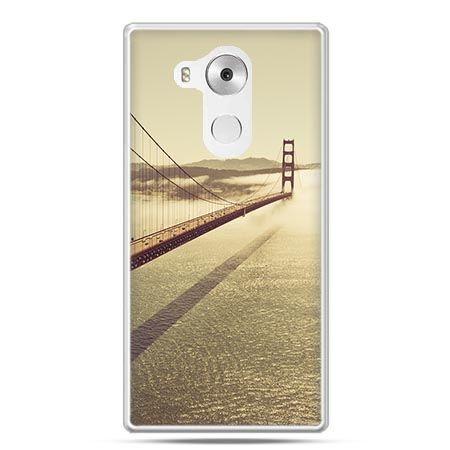Etui na telefon Huawei Mate 8 Goldengate