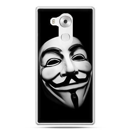 Etui na telefon Huawei Mate 8 maska Anonimus