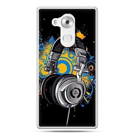 Etui na telefon Huawei Mate 8 słuchawki