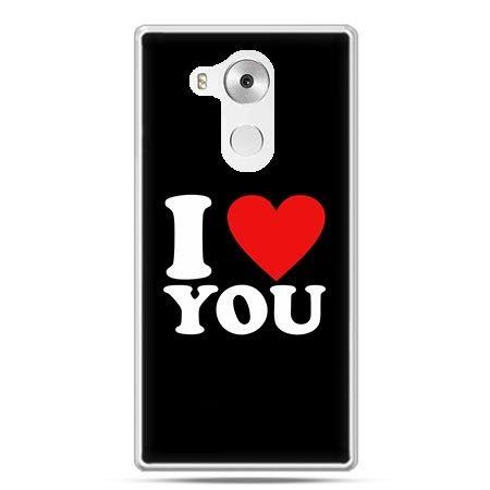 Etui na telefon Huawei Mate 8 I...YOU