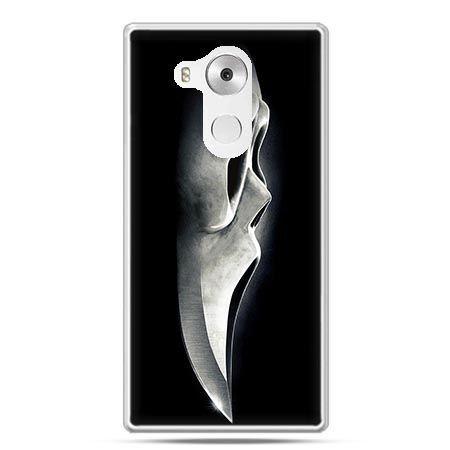 Etui na telefon Huawei Mate 8 maska krzyk