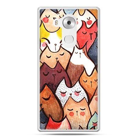 Etui na telefon Huawei Mate 8 koty
