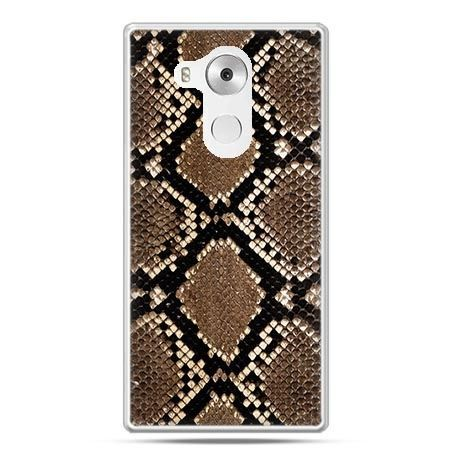 Etui na telefon Huawei Mate 8 wąż boa
