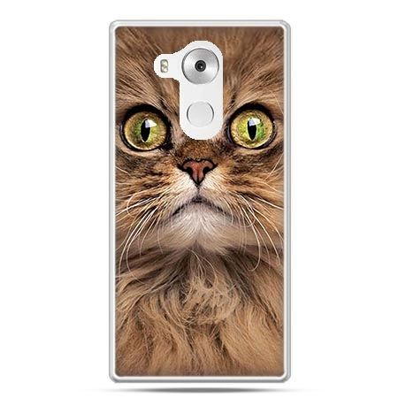 Etui na telefon Huawei Mate 8 kot perski Face 3d