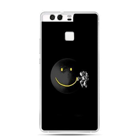 Etui na telefon Huawei P9 uśmiechnięta planeta