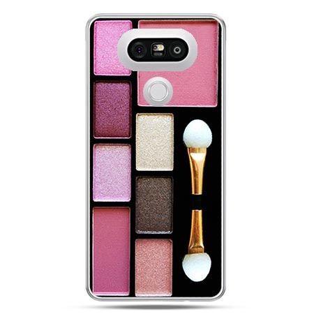 Etui na telefon LG G5 zestaw do makijażu