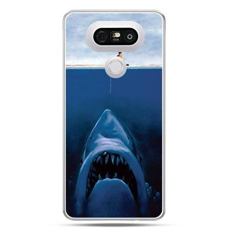Etui na telefon LG G5 złowić rekina