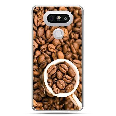 Etui na telefon LG G5 kubek z kawą