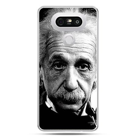 Etui na telefon LG G5 Albert Einstein
