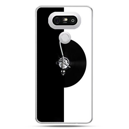 Etui na telefon LG G5 gramofon