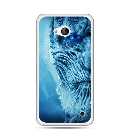 Etui na telefon Nokia Lumia 550 Gra o Tron White Walker