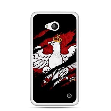 Etui na telefon Lumia 550 patriotyczne - Polski Orzeł