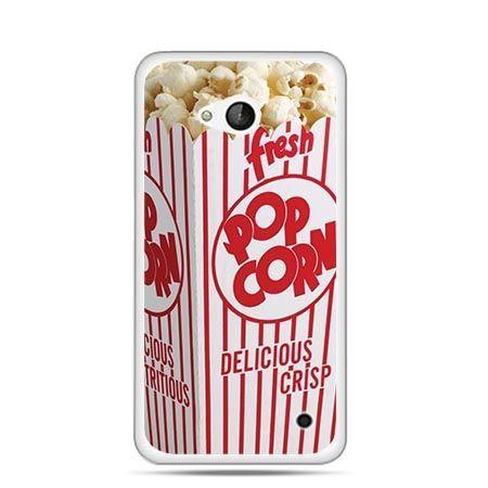 Etui na telefon Nokia Lumia 550 Pop Corn