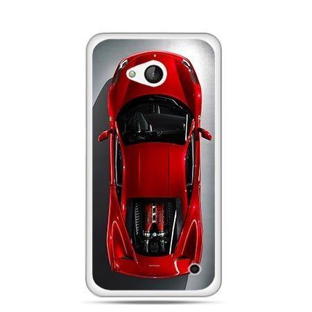 Etui na telefon Nokia Lumia 550 czerwone Ferrari
