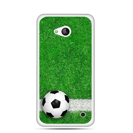 Etui na telefon Nokia Lumia 550 piłka murawa