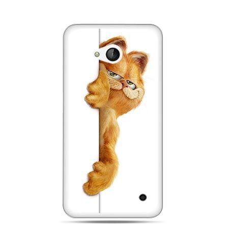 Etui na telefon Nokia Lumia 550 Kot Garfield
