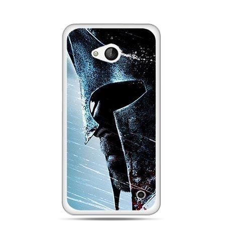 Etui na telefon Nokia Lumia 550 hełm Spartan