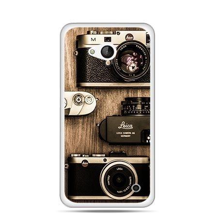Etui na telefon Nokia Lumia 550 aparaty retro