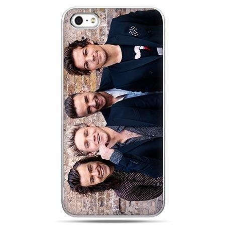 Etui na telefon One Direction portret poziomy.