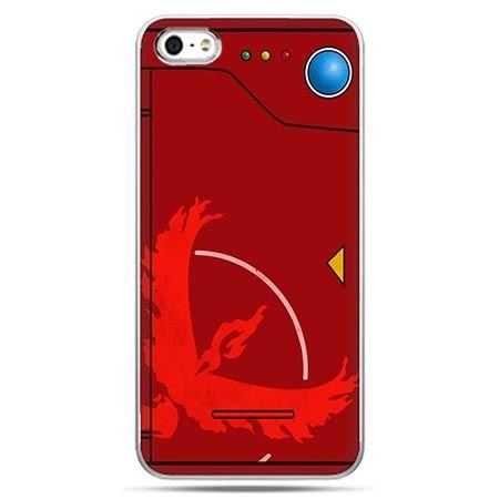 Etui na telefon w stylu pokemon, poketbox.