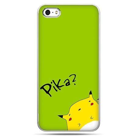 Etui na telefon w stylu pokemon pikachu , Pika?