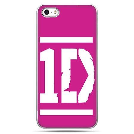 Etui na telefon One Direction różowe.