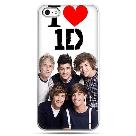 Etui na telefon One Direction I LOve.