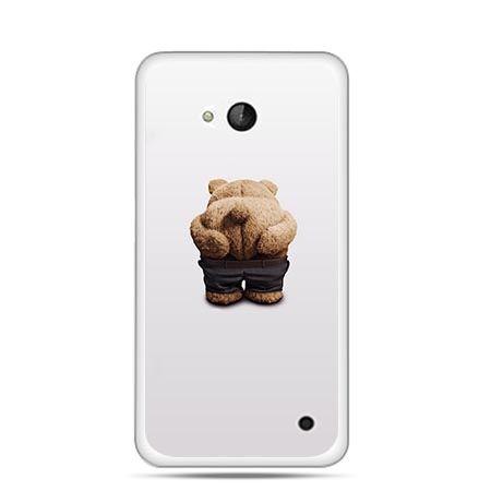 Etui na telefon Nokia Lumia 550 miś Paddington