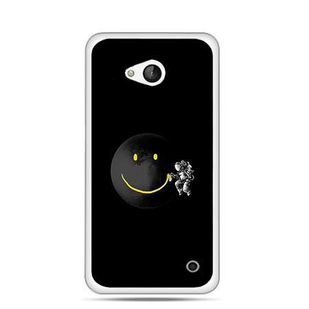 Etui na telefon Nokia Lumia 550 uśmiechnięta planeta
