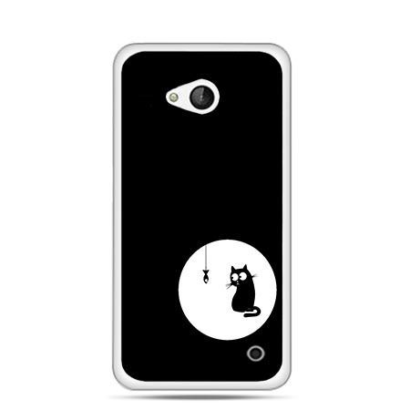 Etui na telefon Nokia Lumia 550 kotek