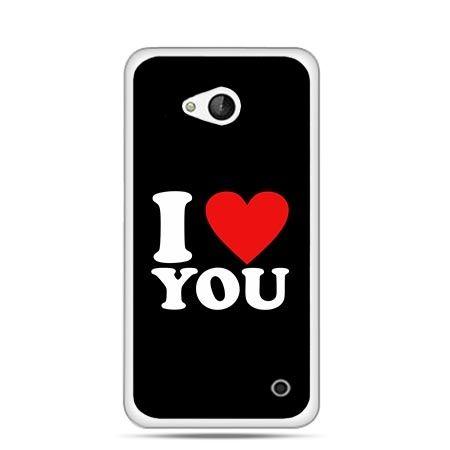 Etui na telefon Nokia Lumia 550 I...YOU
