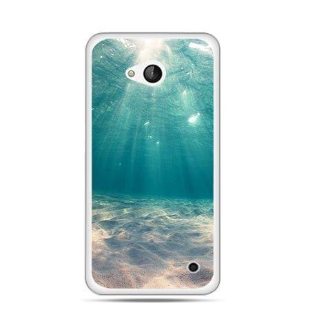 Etui na telefon Nokia Lumia 550 pod wodą