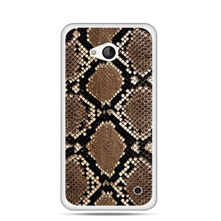 Etui na telefon Nokia Lumia 550 wąż boa