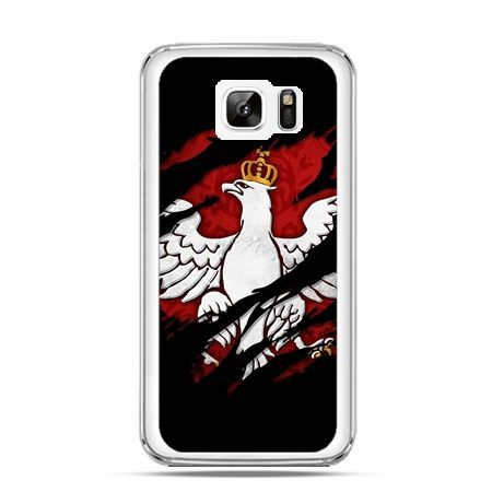 Etui na telefon Galaxy Note 7 patriotyczne - Polski Orzeł